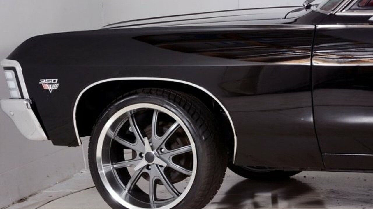 Impala 1967 black chevrolet impala : 1967 Chevrolet Impala for sale near Volo, Illinois 60073 ...