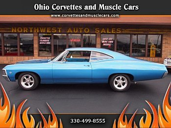 1967 Chevrolet Impala for sale 100914107