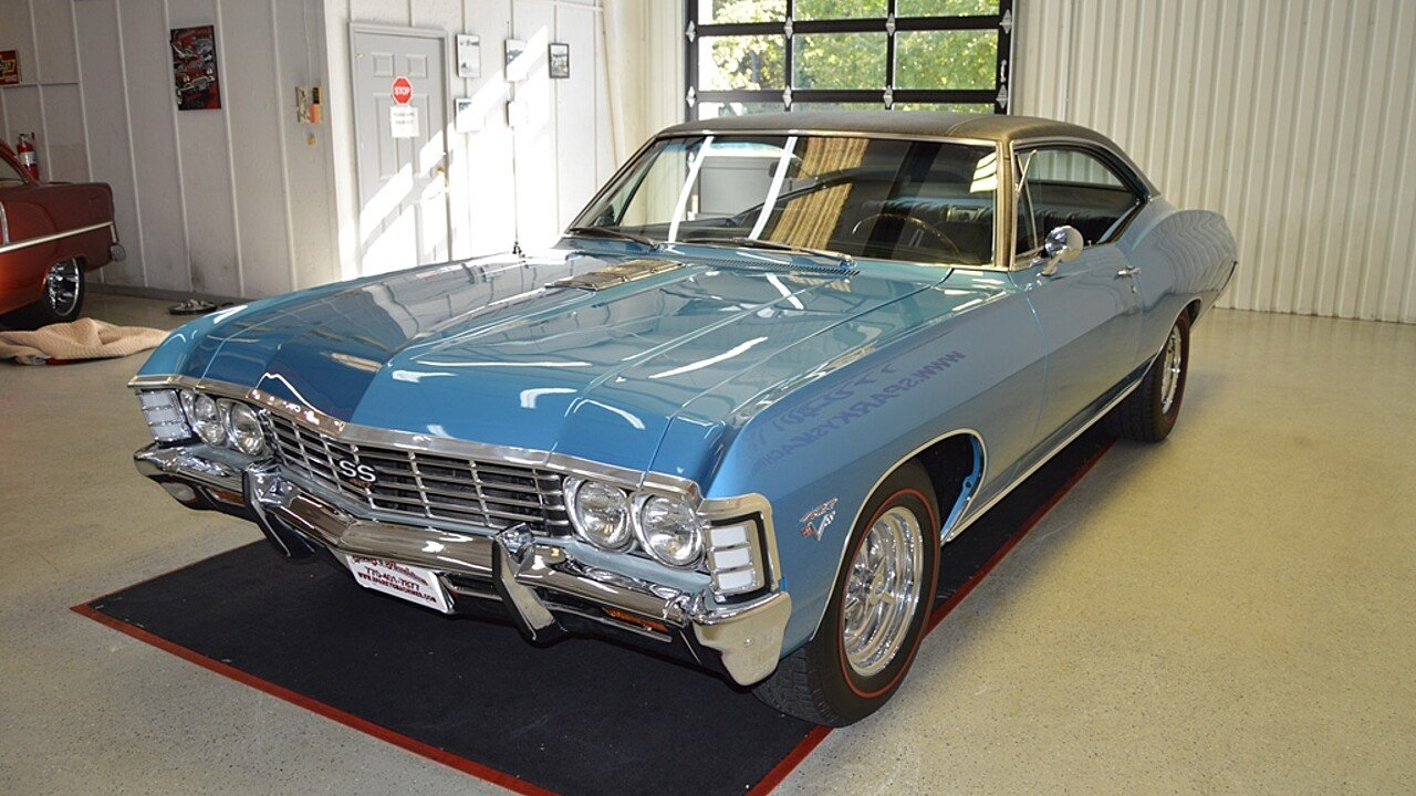 Impala » 1967 Chevy Impala Ss For Sale - Old Chevy Photos ...