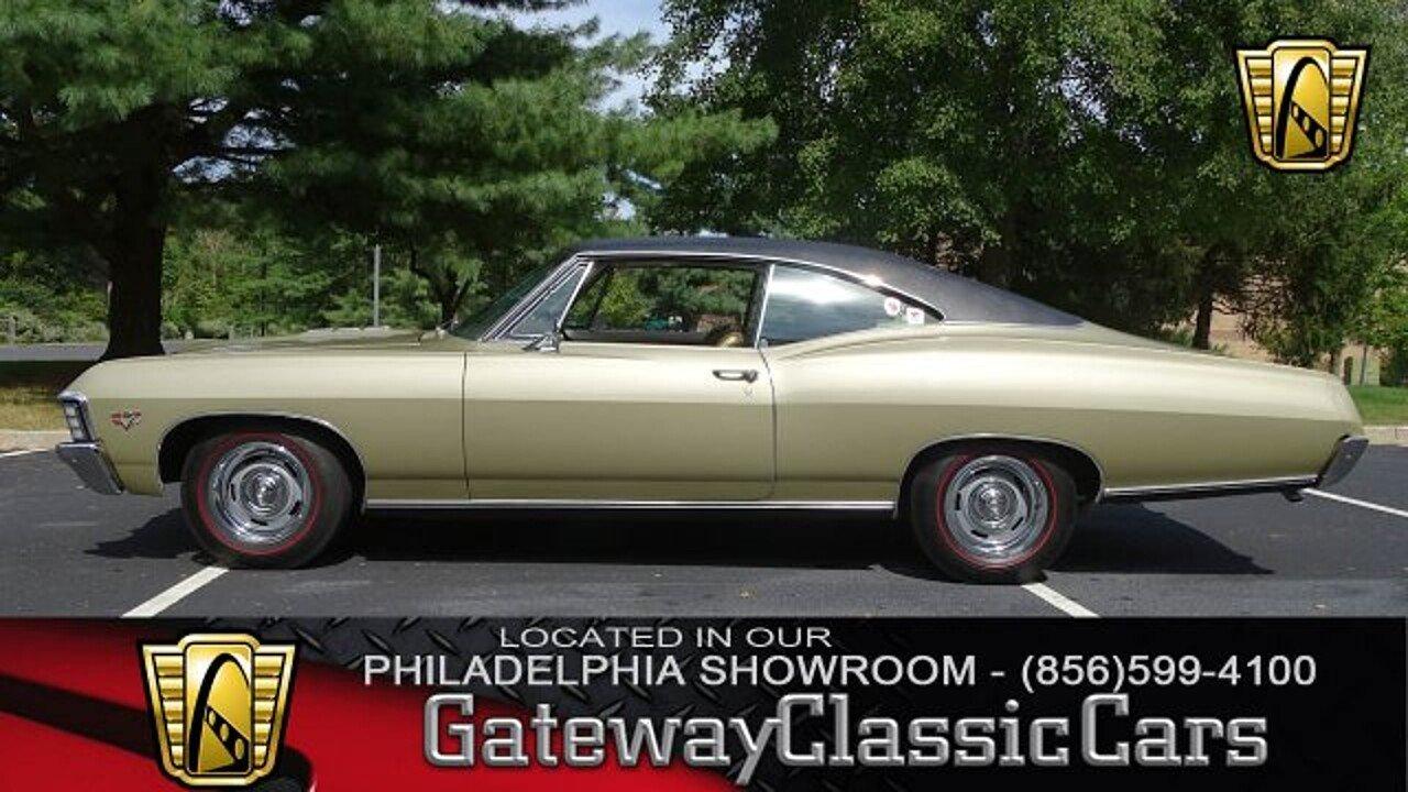 1967 Chevrolet Impala for sale near O Fallon, Illinois 62269 ...