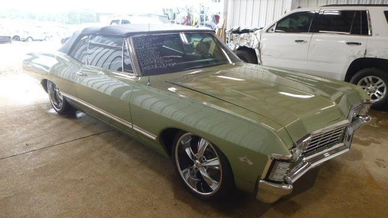 1967 Chevrolet Impala for sale 100982749