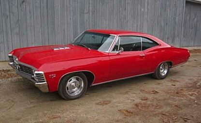 1967 Chevrolet Impala for sale 100745870