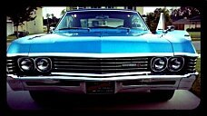 1967 Chevrolet Impala for sale 100751940