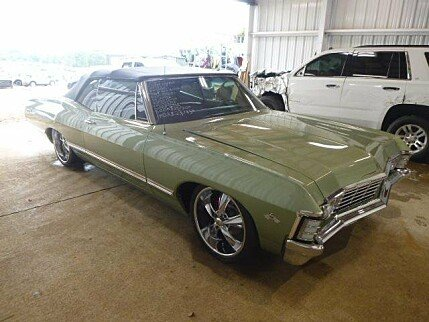 1967 Chevrolet Impala for sale 100895540