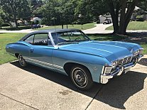 1967 Chevrolet Impala Coupe for sale 100898193