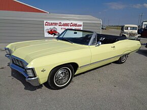 1967 Chevrolet Impala for sale 100912356