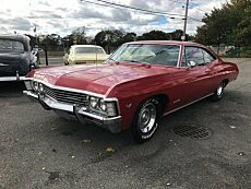 1967 Chevrolet Impala for sale 100922357