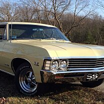 1967 Chevrolet Impala SS for sale 100951443