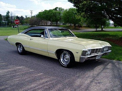 1967 Chevrolet Impala for sale 100958120