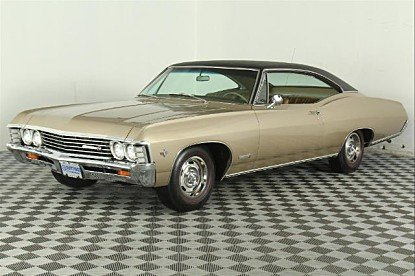 1967 Chevrolet Impala for sale 100971466