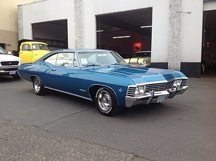 1967 Chevrolet Impala for sale 100978650