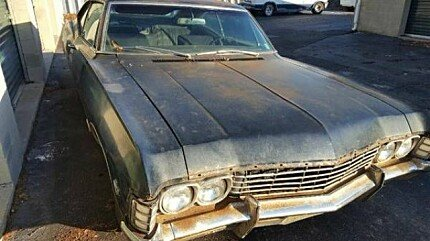 1967 Chevrolet Impala for sale 100984521