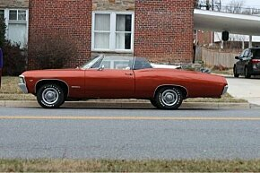 1967 Chevrolet Impala for sale 100989375