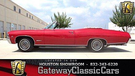 1967 Chevrolet Impala for sale 100992457