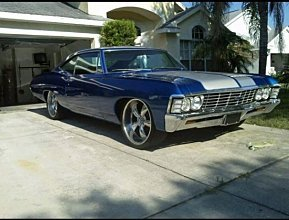 1967 Chevrolet Impala for sale 100994635