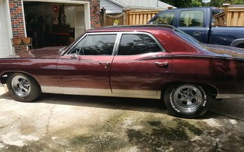 1967 Chevrolet Impala Sedan for sale 100996959