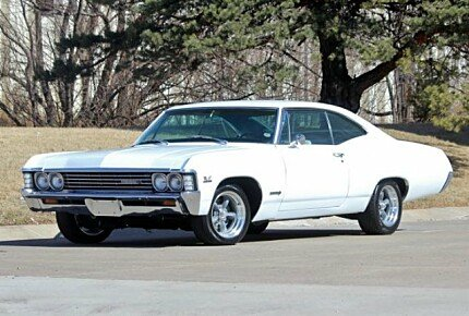 1967 Chevrolet Impala for sale 101000266