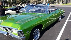 1967 Chevrolet Impala for sale 101012535