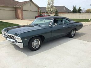 1967 Chevrolet Impala for sale 101030043