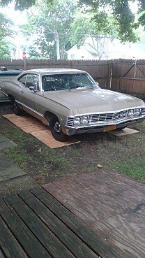 1967 Chevrolet Impala Coupe for sale 101031733