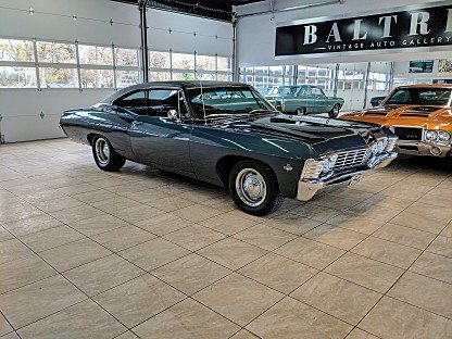 1967 Chevrolet Impala for sale 101053311