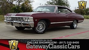1967 Chevrolet Impala for sale 101054781