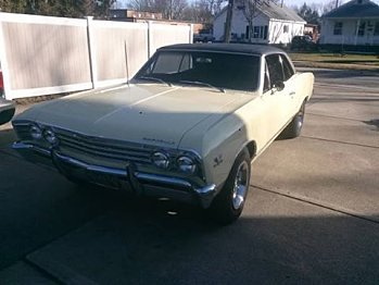 1967 Chevrolet Malibu for sale 100797132