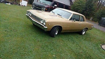1967 Chevrolet Malibu for sale 100915490