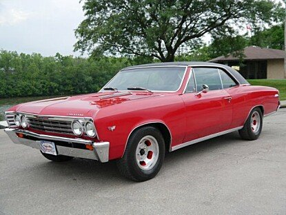 1967 Chevrolet Malibu for sale 100959050