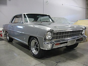 1967 Chevrolet Nova for sale 100760537