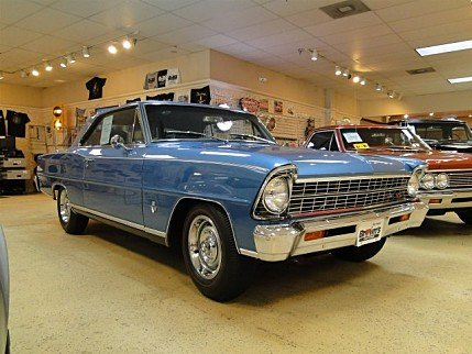 1967 Chevrolet Nova for sale 100760979