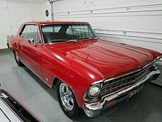 1967 Chevrolet Nova for sale 100852869