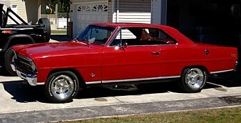 1967 Chevrolet Nova for sale 100796740