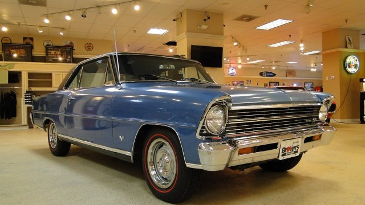 1967 Chevrolet Nova for sale near Glen Burnie, Maryland 21061 ...