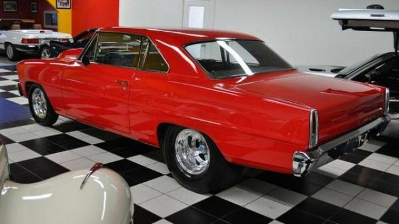 1967 Chevrolet Nova for sale 100951651