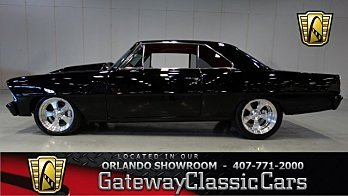 1967 Chevrolet Nova for sale 100963447