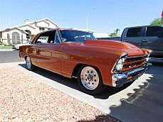 1967 Chevrolet Nova for sale 100902517