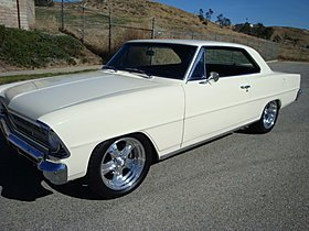 1967 Chevrolet Nova Coupe for sale 100957012