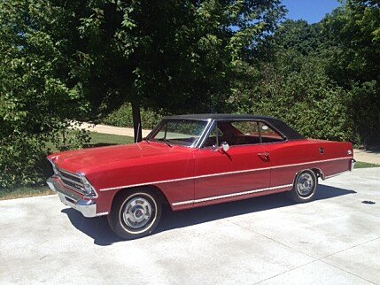 1967 Chevrolet Nova for sale 100775478