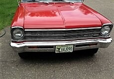 1967 Chevrolet Nova for sale 100791737