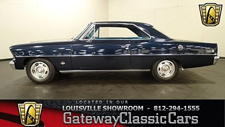1967 Chevrolet Nova for sale 100868937