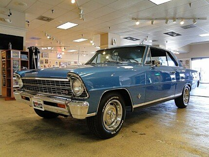 1967 Chevrolet Nova for sale 100870870