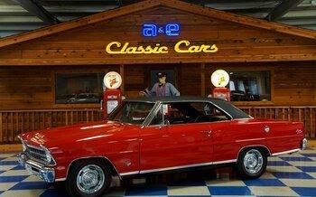 1967 Chevrolet Nova for sale 100888211