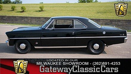1967 Chevrolet Nova for sale 100888709