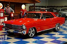 1967 Chevrolet Nova for sale 100911606