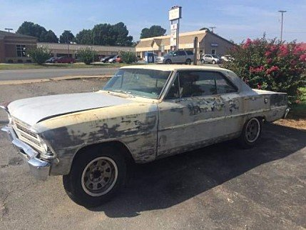 1967 Chevrolet Nova for sale 100911827