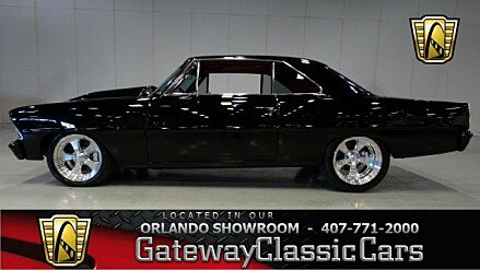 1967 Chevrolet Nova for sale 100918448
