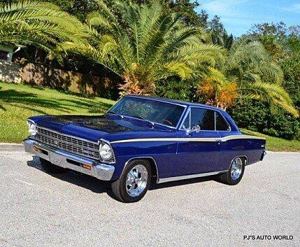 1967 Chevrolet Nova for sale 100930124