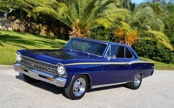 1967 Chevrolet Nova for sale 100930124