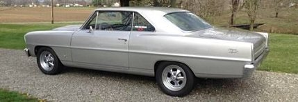 1967 Chevrolet Nova for sale 100940380